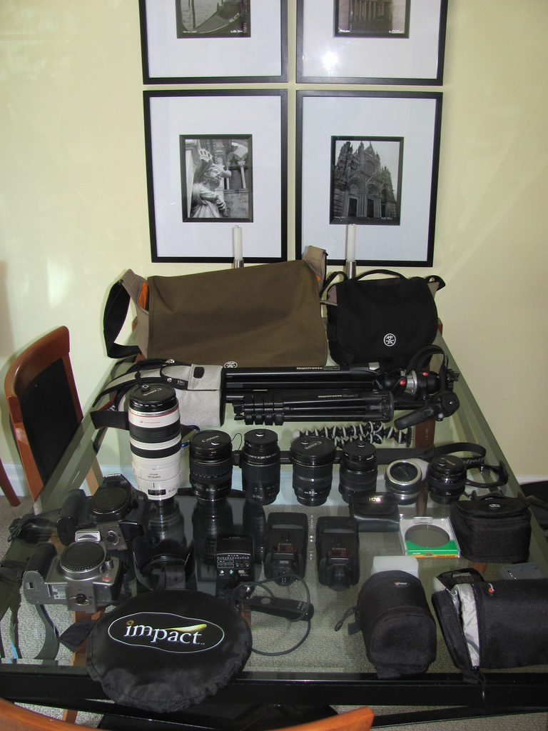 My Photography Kit