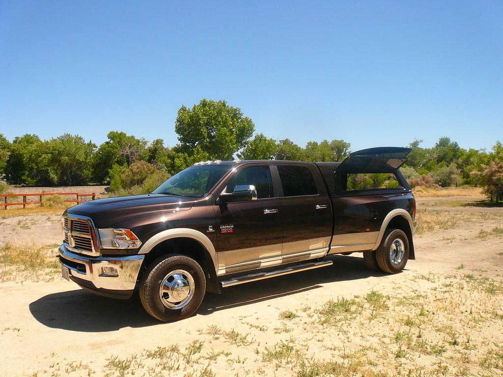 C B on 06 Dodge 3500 4x4