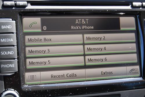 Installed 9W7 Bluetooth module : DIY - TDIClub Forums