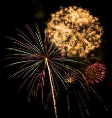 Waynesboro Jubilee Fireworks 2010