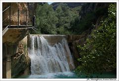 trekking (Meneghini Anna Maria) Tags: nature water trekking spain natura acqua spagna cascate aragona riovero