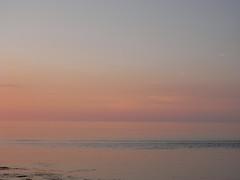 sunset (the incredible how (intermitten.t)) Tags: sunset sea sky sun coast nationalpark coastal newport pembrokeshire sirbenfro 14588 trefdraeth pembrokeshirecoastnationalpark yparrog 25062010