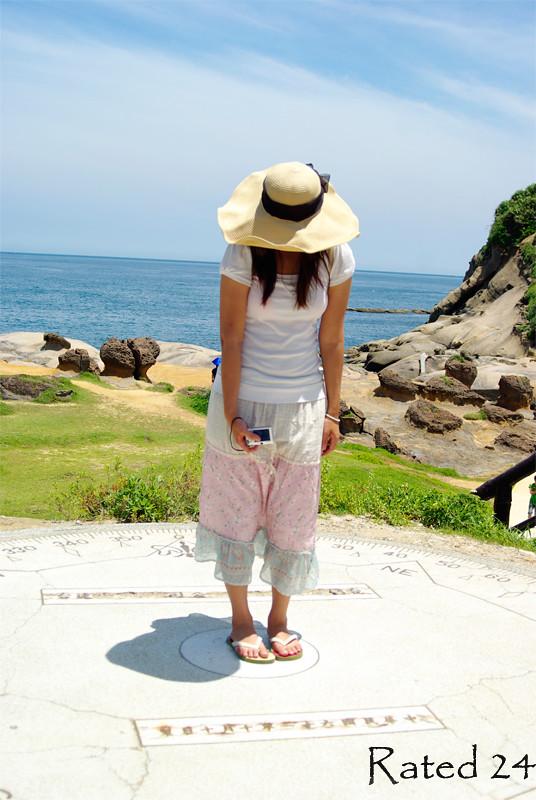 2010/07/03 白沙灣+野柳