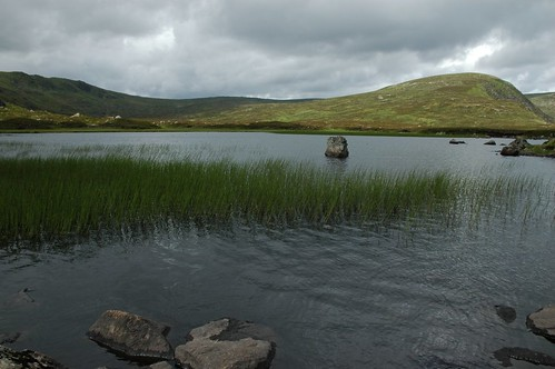 Loch Esk and Craig of Gowal