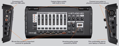 Roland VS-20