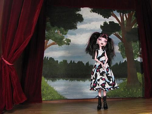 Monster High Ghost Dress