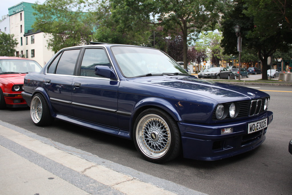 Fixing up the touring [Archive] - :: E30owners com :: Your BMW E30