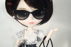Shop day for Coco  (BruPerosa || Hello Sweetie) Tags: fashion shopping miniature doll holly coco pullip rement