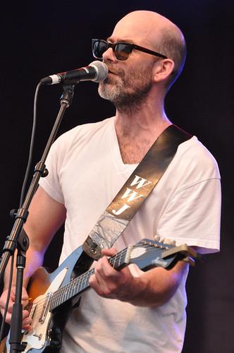 Andrew Vincent at Ottawa Bluesfest 2010