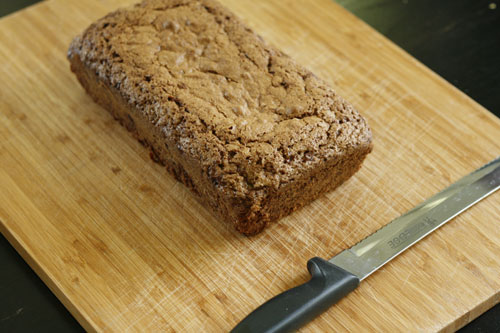 CSA Day: Cinnamon-alicious Zucchini Bread and Other Great Ideas