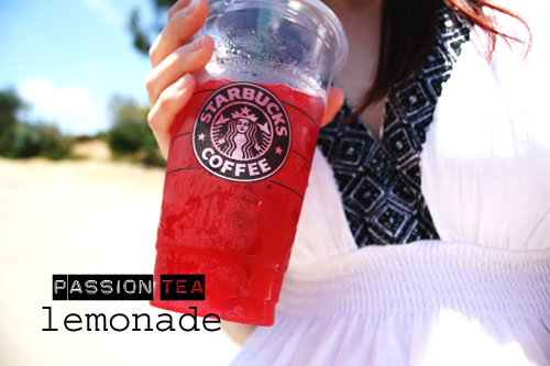 *Passion Tea Lemonade*