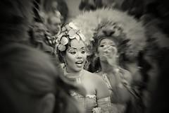 She (_Indy_) Tags: she portrait people bw white black girl de dance poland spot da warsaw carnaval warszawa eventi karnawał barranquilla fotografare mywinners carnavaldebarranquilla eventidafotografare kolumbijski