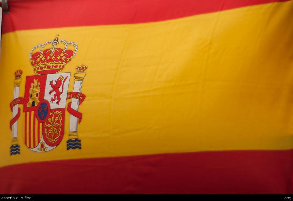 ¡ESPAÑA A LA FINAL!