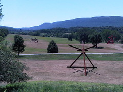 Storm King Art Center South Field
