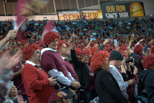Queensland Supporter Bay, Game 3