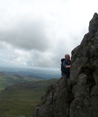 Gaff scrambling Photo