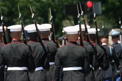 Washington DC 2010 Fourth of July Parade (139) (smata2) Tags: holiday america canon washingtondc dc military fourthofjuly americana canondslr armedforces nationscapital