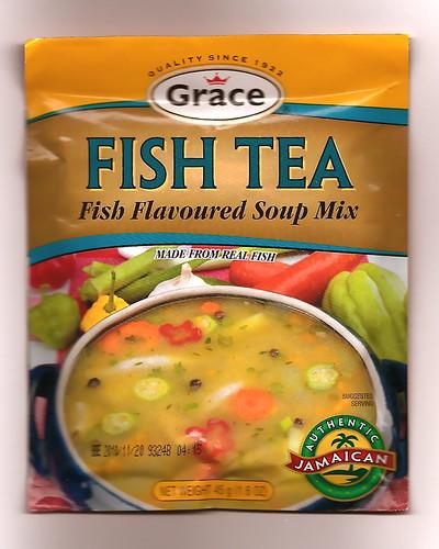 fish tea funny