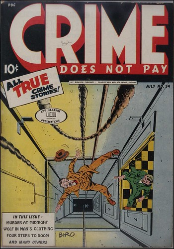 Crime Does Not Pay #34