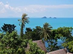 View of Bay of Thailand