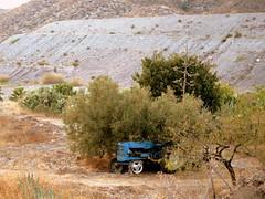 Hinterland von Aguilas, Murcia
