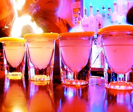 party  drinks gif