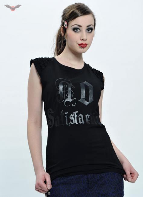dámske tričko Queen Of Darkness SH11-322-10