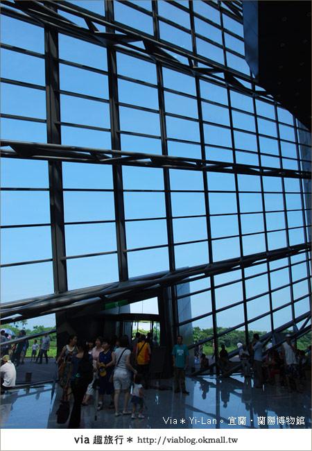 【宜蘭蘭陽博物館】走入宜蘭的文化歷史~蘭陽博物館11