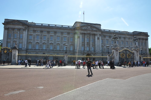 Is the Queen Home?