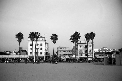 Boardwalk at Venice Beach