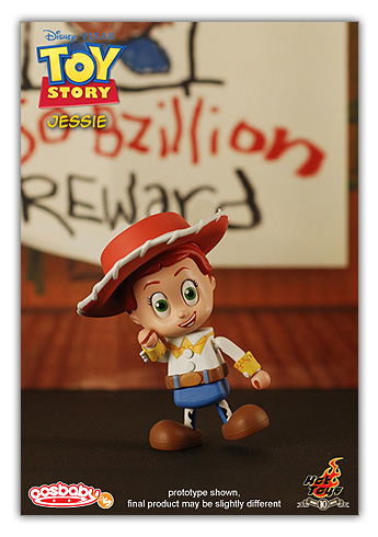 Mini Cosbaby de Toy Story 3