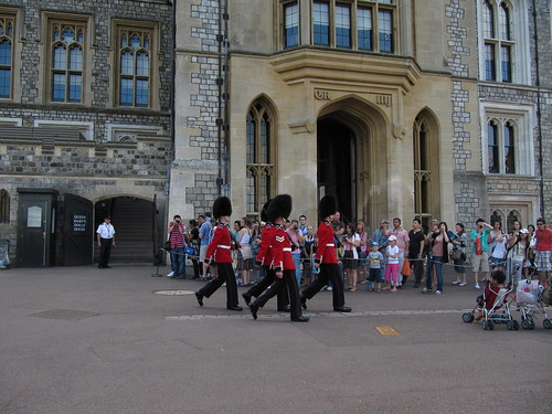 windsor castle seven