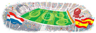 Google 2010 FIFA World Cup Final