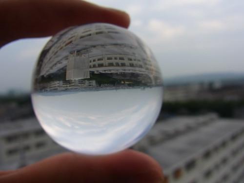 Nara 02 /acrylic ball