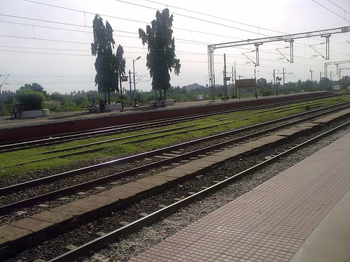Katpadi Junction