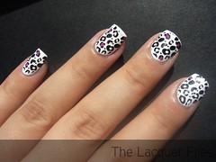 Leopard Konad Imageplate M57 Nail Art Design Nail Art Tutorial