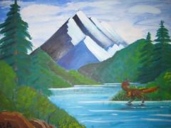 6.4.10 - The Joy of Painting Oviraptors!
