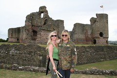 Mike Peters at Rhuddlan Castle