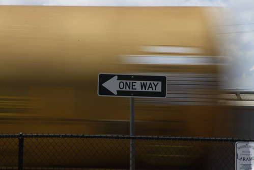 One Way, Train