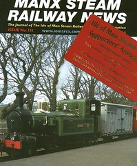 Manx Steam Railway News