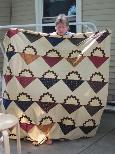 Pat's Basket Quilt