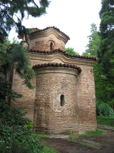 Igreja de Boyana, Sófia, Bulgária