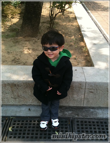 Louis. MiniHipster.com: children's childrens clothing trends, kids street fashion, kidswear lookbook
