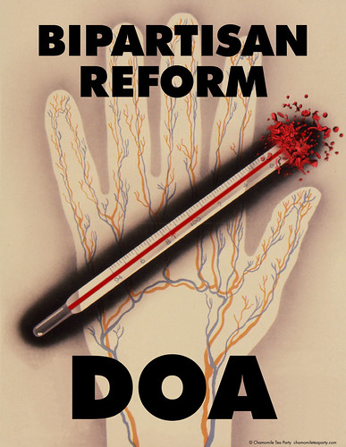 Bipartisan Reform: DOA