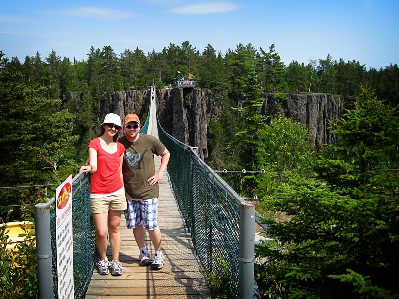 Canada - Eagle Canyon Adventures