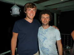 Roger and Zach Dotsey