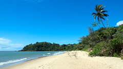 Ellis Beach (Galathriel) Tags: beach strand coast australia queensland australien kste