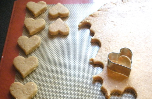 peanut butter doggie treats