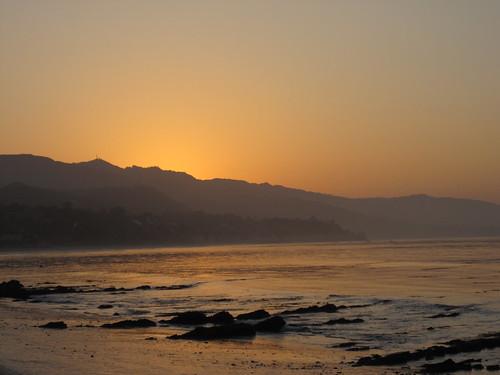 at last, a sunrise
