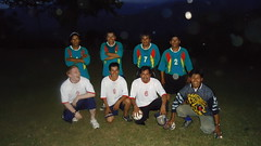 Bolivia Football game